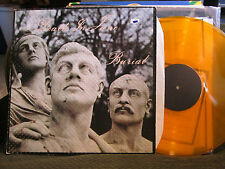 Death In June burial rare orig leprosy coil current 93 orange wax lp ltd 1k '84!
