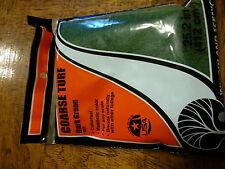 Woodland Scenics #785-65 Coarse Turf Dark Green Bag