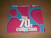 THE 70'S COLLECTION ~ EXCLUSIVE 10 TRACK PROMO CD EXCELLENT DAILY MIRROR