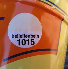 (25,00€/l) 0,75l Brantho Korrux 3 in 1 hell-elfenbein RAL 1015  Rostschutzfarbe