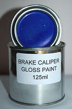 MARINE BLUE BRAKE CALIPER PAINT METAL ENGINE High Temperature 125ml