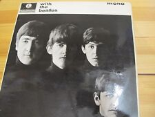 """PMC 1206: 1963 """"WITH THE BEATLES"""" EX/VG KT 5N, EMITEX MONO"""