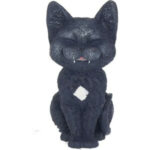 Nemesis Now Dracula Vampire Count Kitty Black Cat Fangs Witch Goth Occult Gift