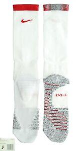 Nike Grip Vapor Football Crew Socks PSX605 Ankle Padding Zoned Cushion