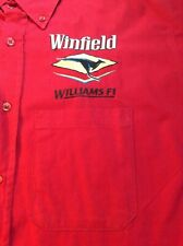 formula 1 shirt - Winfield Williams Renault Team Shirt (XL)
