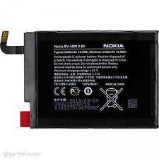 Battery For Nokia Lumia 1520 BV-4BW - 3400mAh