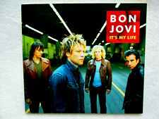 BON JOVI - It`s my life - rare US CD