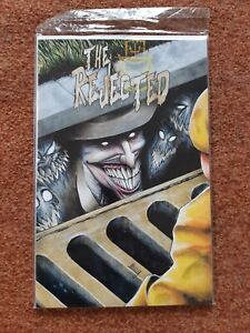 THE REJECTED  - SHAWN LANGLEY IT HOMAGE VARIANT - NM