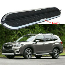 fits for SUBARU Forester 2019 2020 Running board side step Nerf bar 2PCS
