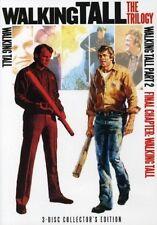 Walking Tall: The Trilogy (DVD, WS, 2012, 3-Disc Set) Joe Don Baker NEW