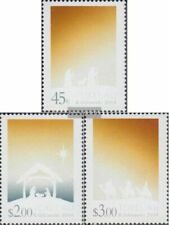 Tokelau 457-459 (complete issue) unmounted mint / never hinged 2014 christmas