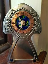 More details for a.e. williams archibald knox ak37 pewter clock