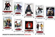 Dvd TOMAS MILIAN - Collection ( 9 Dvd Film) .....NUOVO