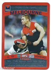 2010 Teamcoach Prize Card (P - 129) Colin SYLVIA Melbourne