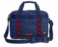 STM Bowery, Laptop Shoulder Messenger Bag Case for 15-Inch Laptops - Navy