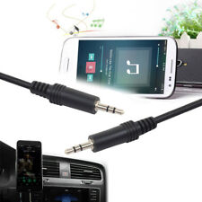 1.2mAux Cable 3.5mm Jack to Jack STEREO Auxiliary Audio Lead for PC Car iPhone