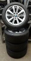 4 Orig BMW Winterräder Styling 236 225/55 R17 97H 5er F10 F11 6er F12 F13 678072