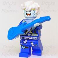 Ninjago LEGO® Avatar Jay with Blue Guitar Ninja Prime Empire Minifigure 71715