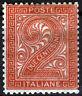 Italien 24 *, 2 C. Ziffernzeichnung