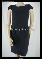 Jigsaw Corporate Professional Dress Size 14 Career Business Cotton Rich