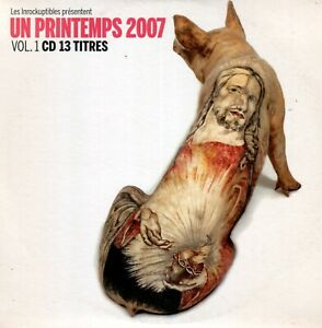 V/A - LES INROCKS - Un Printemps 2007 Vol.1 - CD - KINGS OF LEON, COCOROSIE ...