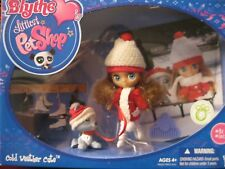 "NEW Littlest Pet Shop Doll ""COLD WEATHER CUTE"" NIB Box"