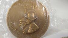 U.S.A. Coin Medal Large San Diego California 200th Anniversary Bronze 1769-1969