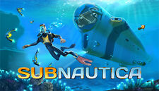 Subnautica Steam Game (PC/MAC) - EUROPE only -