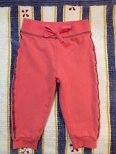Juicy Couture Baby Sz 12M Pink Stretch Sweatpants Pull-on EUC