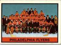 1974-75 O-Pee-Chee Philadelphia Flyers Team #300