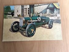 VINTAGE CAR ~ Picture Postcard ~ 1912 3-Litre Sunbeam (Salmon Series)
