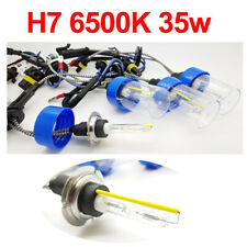 H7 Replacement HID Bulbs - 6500k (Pair) WHITE
