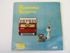 LA FISARMONICA DI GIGI BOTTO  VOL 10 - LP record