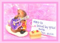 ❤️Wee Forest Folk MMO-1b Stand by your Mole Hawaiian FairyTales SPECIAL LE 100❤️