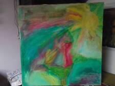Grande dipinto -Artista sconosciuto
