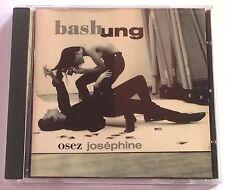 CD ALBUM / ALAIN BASHUNG - OSEZ JOSEPHINE / ANNEE 1991