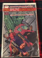 Star Trek Deep Space Nine #2 Malibu Comic Book New Sealed With Card