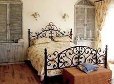 Handmade Black Beds & Mattresses