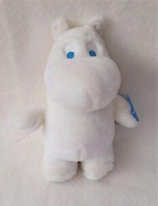 "Moomin Plush Soft Cuddly Toy Moomintroll 10.5"""