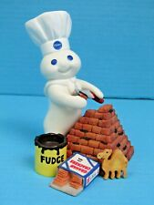 2002 Pillsbury Doughboy Danbury Mint Egypt International Figurine Freeship!