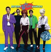 The B52s - Sixteen Dances [CD]