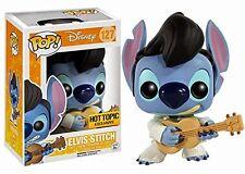 "FUNKO POP! Disney_Lilo and Stitch_ELVIS STITCH 3.75 "" Vinyl figure_Exclusive_MIB"