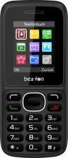 Bea-fon C60 noir fonction téléphone-utilisé qu'une seule fois