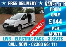 Commercial Vans & Pickups Electricity with Immobiliser