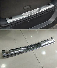 Rear Bumper Protector Sill plate cover Trim Fit For Jeep Cherokee 2014 2015 2016