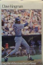 Dave Kingman 23x35 Chicago Cubs MLB SI Poster 1977