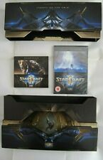 COLLECTOR EDITION NEUF BLIZZARD STARCRAFT  II LEGACY OF THE VOID INCOMPLET