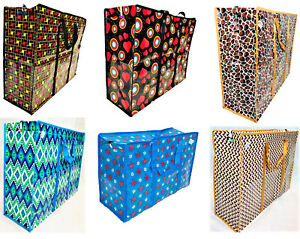Extra large jumbo LAUNDRY shopping vintage children's toy storage reusable BAGS