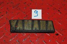 Emblem Decal Tank cover Yamaha XS 650 Special 3L1 #9_2