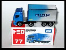 TOMICA 77 HINO PROFIA TRUCK TOMY NEW DIECAST CAR